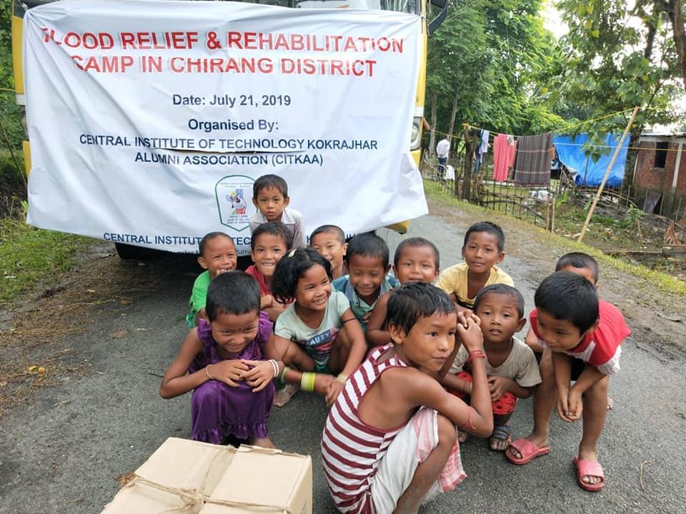 Naodawa Relief Camp