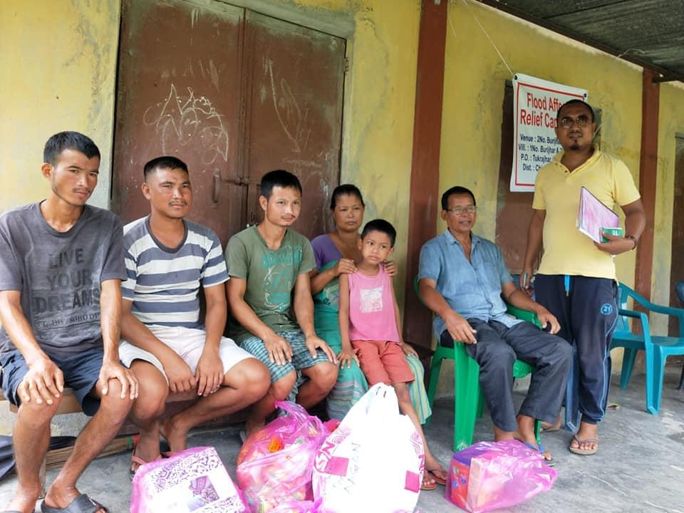 Donation Campaign for Flood Relief and Rehabilitation